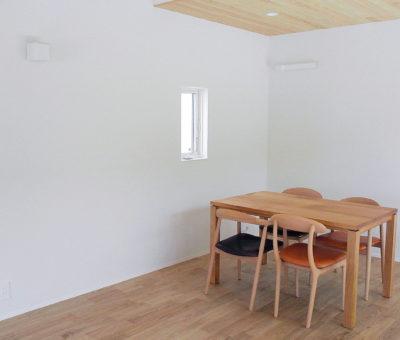 オーダーテーブル / 山桜無垢材