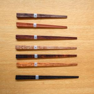 内田麻美の箸